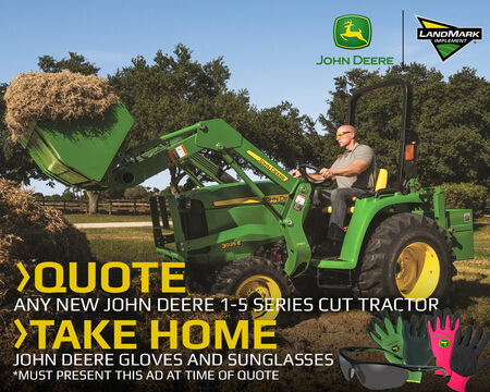tractor quotes free gloves