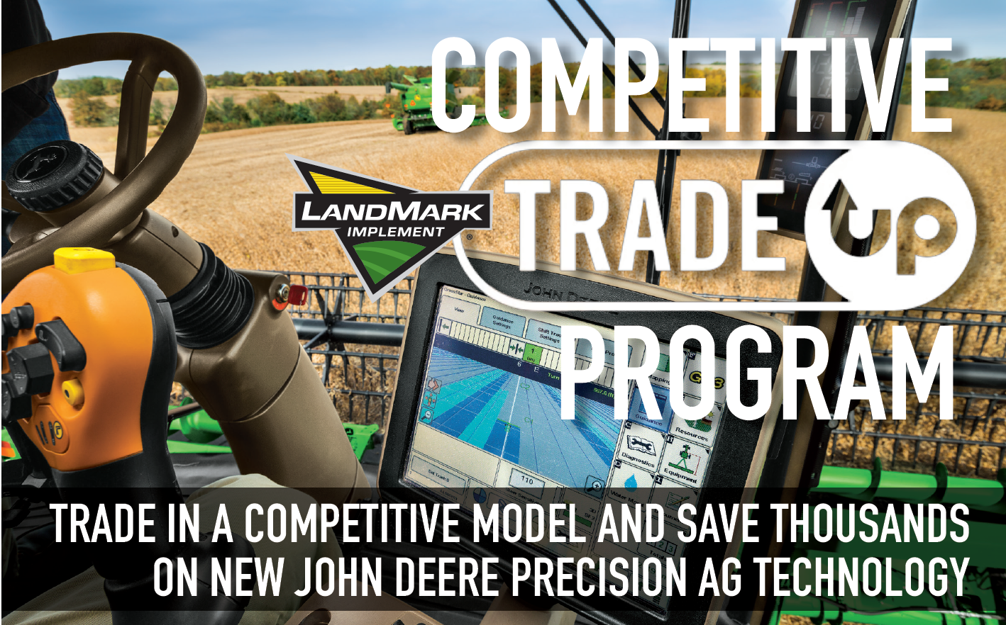 competitive trade up program