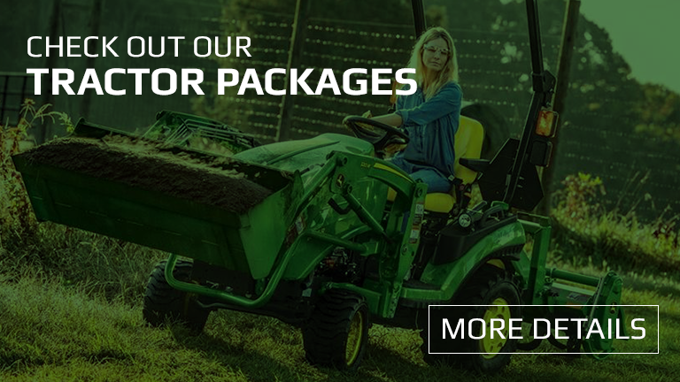 Compact Tractor Packages